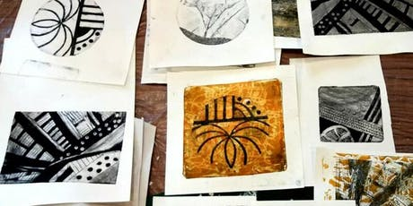 Introduction to Collagraphy and Drypoint printmaking tickets