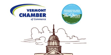 Regional Chamber Legislative Luncheon with Betsy Bishop (Vermont Chamber) tickets
