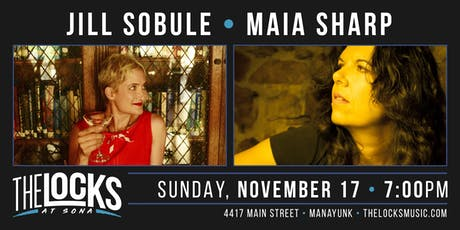Jill Sobule and Maia Sharp tickets