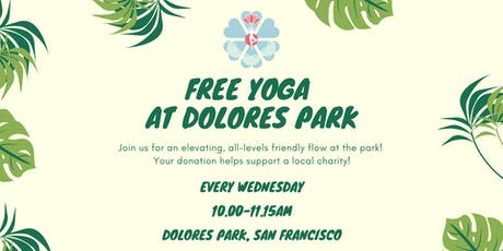 Free Yoga at Dolores Park tickets