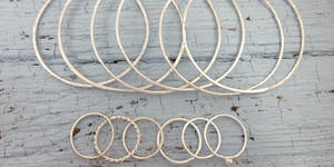 Jewellery & Silversmithing Workshop: Silver Bangles &...