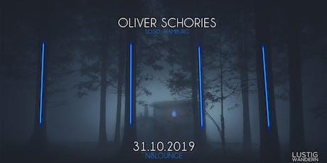 Oliver Schories @N8Lounge Halloween Tickets