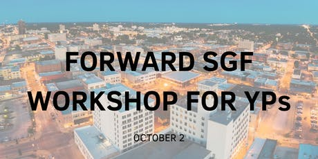 Forward SGF Workshop for YPs tickets
