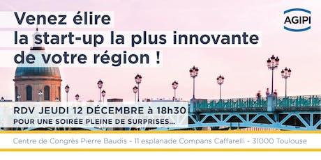 Rencontre AGIPI - Toulouse billets