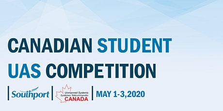 2020 Canadian UAS Student Competition - Team Registration tickets