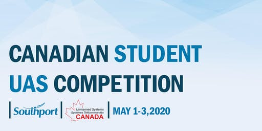 2020 Canadian UAS Student Competition - Team Registration