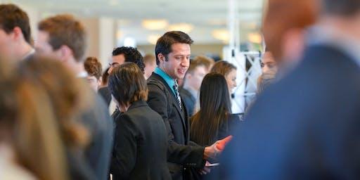 2019 Undergraduate Student Networking Breakfast with IAB