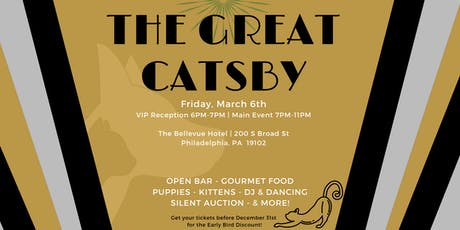 The 23rd Annual Fur Ball: The Great Catsby tickets