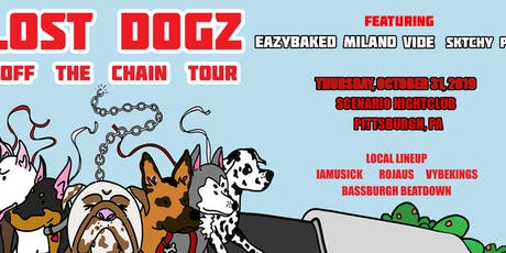 Lost Dogz: Off The Chain Halloween tickets