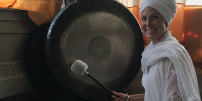 Gong Bath & Yoga Nidra with Tamara Lee Standard