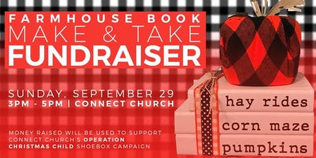 Farmhouse Books Make & Take Fundraiser tickets