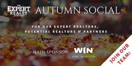 Autumn Social: Come Meet The Expert Realty Team! tickets