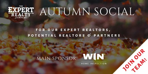 Autumn Social: Come Meet The Expert Realty Team!