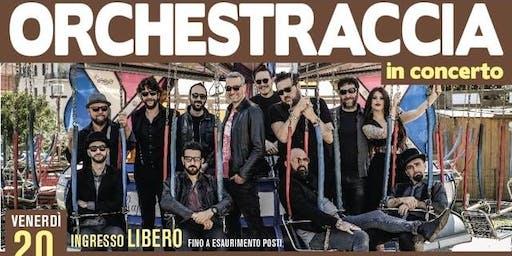ORCHESTRACCIA in concerto al Castello di Santa Severa - EVENTO GRATUITO