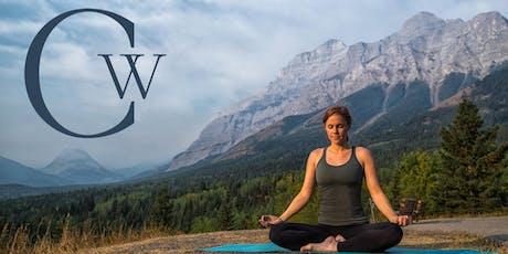 Yoga & Mindfulness Workshop for Better Posture tickets