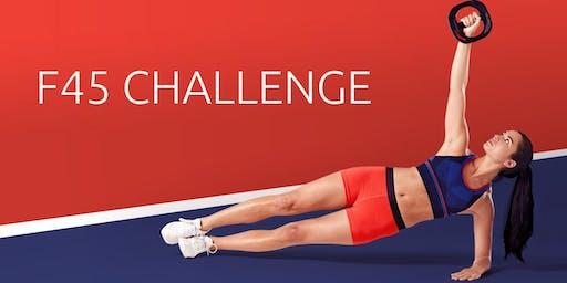 F45 Ealing Challenge Presentation