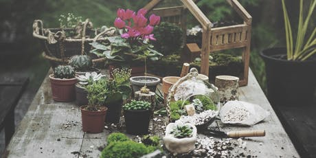 Terrarium Workshop tickets