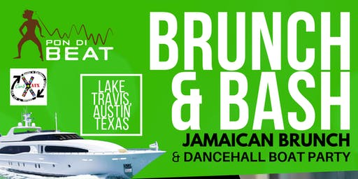 PON DI BEAT: BRUNCH AND BASH JAMAICAN BOAT PARTY WITH PYROTECH UNRULY