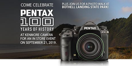 Ricoh Pentax Hands-on Photowalk tickets