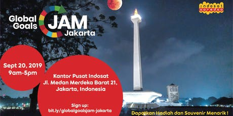 Global Goals Jam Jakarta 2019 tickets