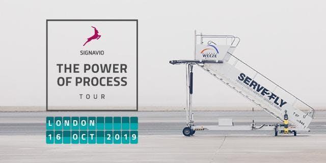 Signavio World Tour: Power of Process LONDON 2019