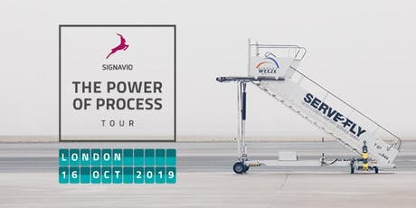 Signavio World Tour: Power of Process LONDON 2019 tickets