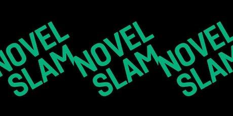 Novel Slam 2019 - Competition Entrance Fee tickets