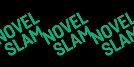 Novel Slam 2019 - Competition Entrance Fee