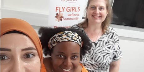 Fly Girls Forum - Book Discussion & Book Writing Group tickets
