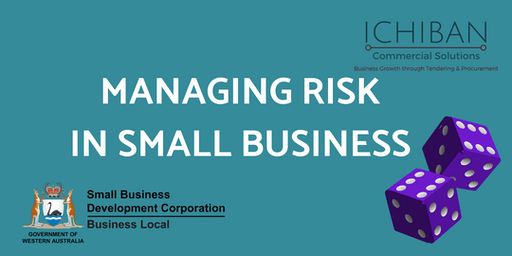 Managing Small Business Risk 23 Oct 19