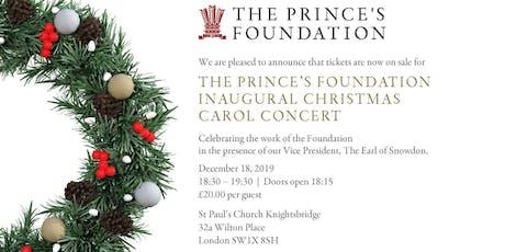 The Prince's Foundation Christmas Carol Concert tickets