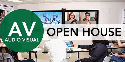 Audiovisual (AV) Technology Open House