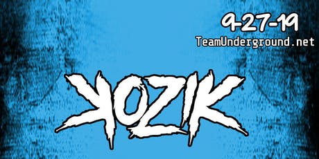 KOZIK @ The Hideaway (Fort Lauderdale) tickets