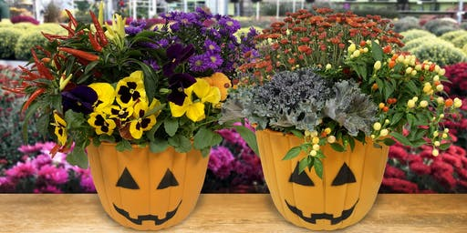 Fall Container Workshop