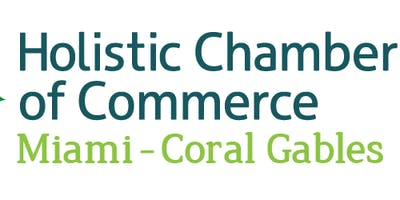 Coral Gables Holistic Chamber of Commerce breakfast