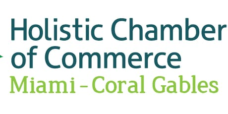 Coral Gables Holistic Chamber of Commerce breakfast tickets