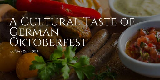 A Cultural Taste of German Oktoberfest