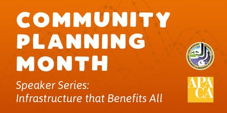 Community Planning Month Speaker Series: Car-free Streets with CicLAvia tickets