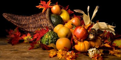 Thanksgiving Buffet in the Sammamish Ballroom - 1:30PM seating