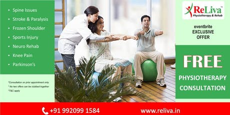 Kotturpuram, Chennai: Physiotherapy Special Offer tickets