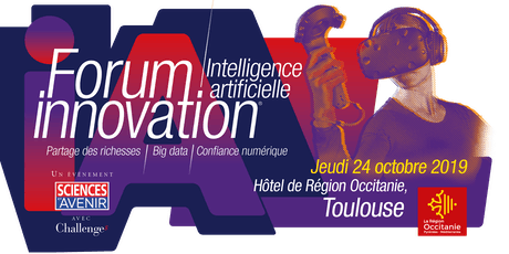 Forum Innovation / Intelligence artificielle billets