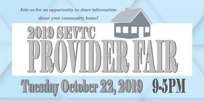 2019 SEVTC Residential Provider Fair