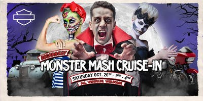 Rockabilly Monster Mash & Cruise In