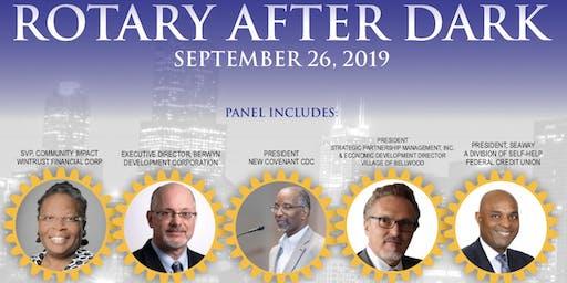 Rotary At Dark : Unlocking Community Investment