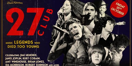 The 27 Club tickets