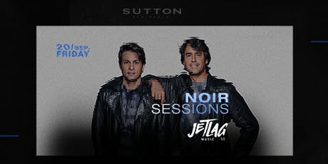 JETLAG SUTTON SÃO PAULO ingressos