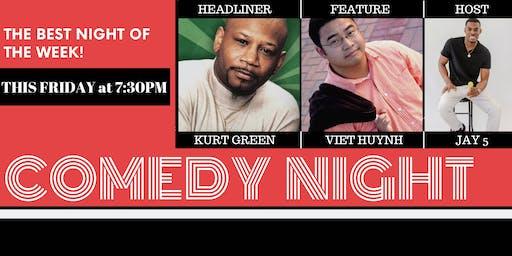 Funny Bone Comedy Night - Experience Premium Comedy!