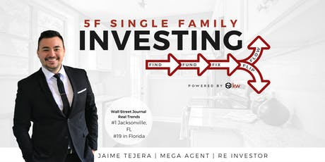 5F Single Family Investing - Sarasota tickets