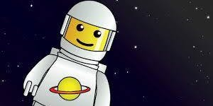 LEGO and the Stars!