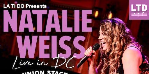 Natalie Weiss: Live in Concert